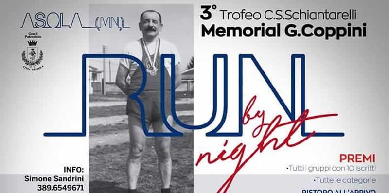RUN BY NIGHT 3° MEMORIAL G. COPPINI