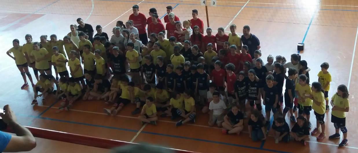 VOLLEYANDO: FESTA FINALE AL CENTRO SPORTIVO
