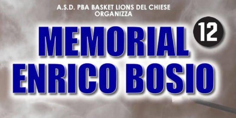LIONS DEL CHIESE: 1° TORNEO IN MEMORIA DI ENRICO